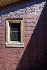 Inverse - Obverse (nedlugr) Tags: california ca bodie shadows ghosttown window rust ruraldecay ruralwest rustic