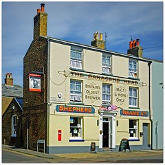 The Saracens Head, Deal (Jason 87030) Tags: alfredsquare backstreet deal kent uk england unitedkingdom greatbritain august 2016 shepherdneam inn pub boozer publichouse architecture holiday beer building computer visiting effect exhibition portfolio camera shot site photostream presented filejpgpresentation fascination extreme visit display vista weather season media amateur