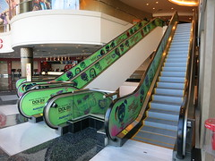 Entertainment, Suicide Squad, Escalator Graphics