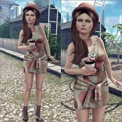 ..:* Look 1587 *.: ( Auryn Ruby ) Tags: sentinushair mm essenz theseasonsstory catwa glamaffair collabor88 mag3b