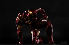 Iron Man Extremis (PowerPee) Tags: ironman extremis toy photoygraphy actionfigure marvel