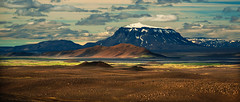 Iceland, the land of volcanoes (rinogas) Tags: rinogas iceland volcano