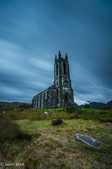 Dunlewy (3 of 8) (RattySV) Tags: longexposure bigstopper ireland irish church ruins abandoned dunlewy nikon d3200 donegal sigma1020mmf456 leefilters