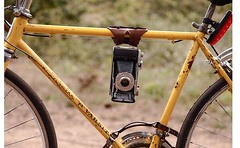 Our Leather Frame Cinch is made to carry just about anything. Imagine this camera were a bag of tacos.... Happy National Taco Day, everyone! (Walnut Studiolo) Tags: ifttt instagram walnut studiolo