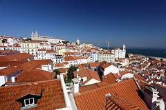 Portas Do Sol, Lisboa, Portugal () Tags: portasdosol view ocean canon 6d portugal lisboa   frank photographer relax vacation friends 1740l sky
