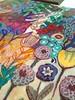 Detalhes do painel 1,50x0,8 (Nadia Starikoff) Tags: nadia starikoff pintura paint mixed tecnica mista aula de cores estampas encomendas