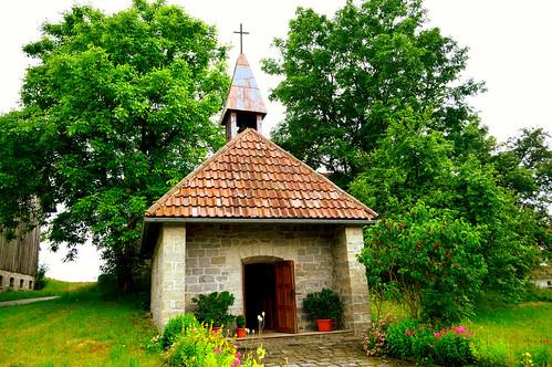 Kapelle Eidenberg,Bayrischer Wald (Germany)