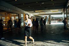 _DSC7965 (Kevin.Beijing) Tags: people human humanity girl light sunlight sunshine shadow street streetphotography streetshooter streetshot streetscene snapshot snap shooter shot shoot scene life view element streetphoto color fullcolor colorful china beijing sanlitun