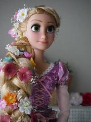 Singing doll Rapunzel custom repainted doll (MINAcocodolls) Tags: tangled rapunzel raiponce disney doll repaint ooak custom tangledrapunzel disneyprincess disneyprincessdoll repainteddoll flower ooakdoll dollpohotos disneydolls disneydoll