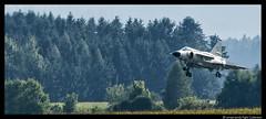 Saab Viggen (2016) (Ismael Jorda) Tags: saab viggen fighter airpower16 military aviation swedishairforce