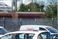 310388 Warrington Arpley 170916 (Dan86401) Tags: 310388 310 hta bogie coal hopper wagon freight thrall ews db dbcargo warringtonarpley