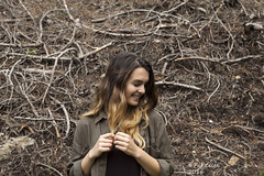smile baby, smile .- Nerea (Pat Celta) Tags: nikon d70 50mm retrato portrait otoo autumn girl smile hair beauty