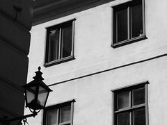 Gamla Stan, Stockholm (Steve Hobson) Tags: gamla stan stockholm lamp windows