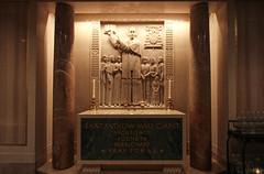 Saint Anthony Mary Claret (Lawrence OP) Tags: nationalshrine washingtondc basilica immaculateconception claretians altar bishop saint missionary founder