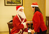 Here Comes Santa Claus: Beit Jala Palestine