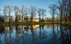 lake & castle - Lužnica (02) (Vlado Ferenčić) Tags: castles croatia tamron1735284 nikond600 zaprešić castleschurches lužnica maryscourt castlelužnica
