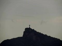 Cristo Redentor.  Rj. Brasil (luaraprocult) Tags: brasil riodejaneiro rj zoom cristoredentor luaraoliveira luaraprocult