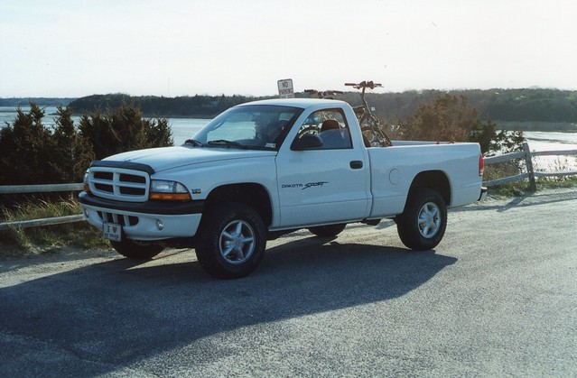truck 2000 4x4 dodge dakota