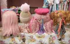 Dolly Shelf Sunday..........