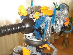 Gladiator2 (KopakaTonMOCs) Tags: old lego walker bionicle mecha mech gladiator moc kopakaton