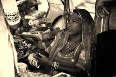 The bangles market