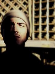 #sol y #sombra #retrato #portrait #autoretrato (David Astorga Bocos) Tags: portrait sol retrato autoretrato sombra