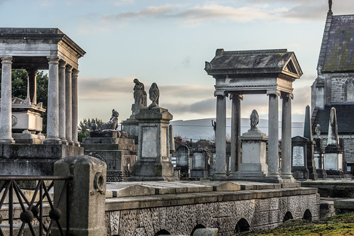 Mount Jerome Cemetery & Crematorium is situated in Harold's Cross Ref-100474
