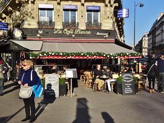 2014-12-06  Paris -  Chez Pierre - 8 Boulevard de Magenta