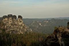 (kaktus83) Tags: bastei elbsandsteingebirge felsformation kletterspas