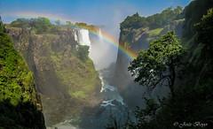 Chutes Victoria (josboyer) Tags: victoria falls zimbabwe chutes