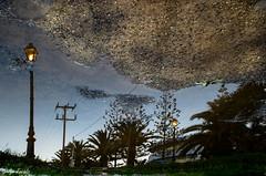 Reflections2 (gatsishot) Tags: beach reflections nikon greece crete 1855 lasithi nikolaos ormos agios katholiko d5100 gatsishot
