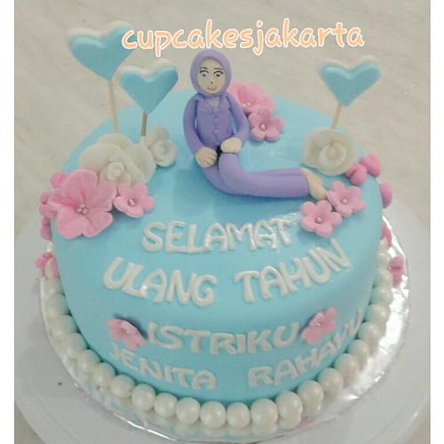 Cake Ulang Tahun Buat Istri Tersayang Jakarta A Photo On
