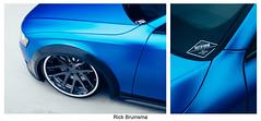 Audi A4 B8 Allroad - Rotiform SNA (Rick Bruinsma) Tags: blue ride air wrap static audi rs stance sna duiven accu airride elevel allroad ilevel rotiform accuair