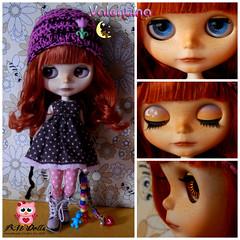 Valentina custom for Natsumi