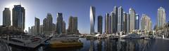 Dubai Marina (Thomas Mülchi) Tags: panorama dubai unitedarabemirates dubaimarina 2014