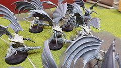 Tyranid Shrikes (whitemetalgames.com) Tags: flying wings 40k fantasy warhammer shrike brood tyranid shrikes vargheist