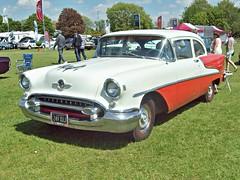 543 Oldsmobile Super 88 Holiday Sedan (1955) (robertknight16) Tags: usa 1950s 88 enfield oldsmobile rocket88 holidaysedan 249xuj