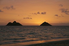 02232015_014_ (ALOHA de HAWAII) Tags: hawaii oahu mokuluaislands sunriseatlanikaibeach