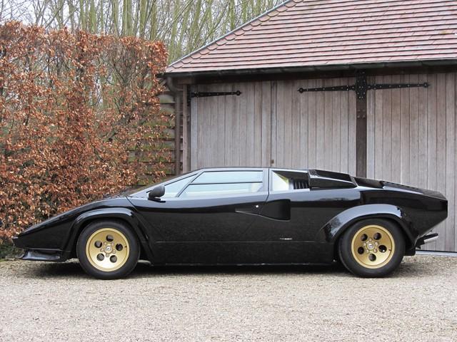 Albion Motorcars Lamborghini Countach 5000