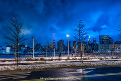 DSC_5546 (VDE_LIMA) Tags: nyc blue winter newyork night queens empirestate longislandcity d810 nikond810