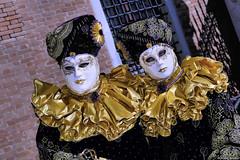 Venice 2015 - Two (Nemodus photos) Tags: carnival venice portrait france veneza de costume mask di carnaval venetian venise carnevale venecia venezia italie masque carnavale déguisement venitien 威尼斯 2015 venetië venecija venetsia veneetsia carnavalvénitien венеция abigfave ヴェネツィア البندقية βενετία veneţia costumés венеція nemodus mascherevenezianedallagodicomo वेनेज़िया fz1000 carnavaldevenise2015 carnevaledivenezia2015 venetianscarnival2015 венециякарнавал2015 karnevaluveneciji2015 karnevalvonvenedig2015
