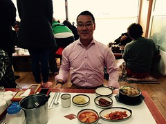 Lunch in Gwangju