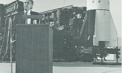 "1967_Dr._Debus_speaks_at_10th_Anniversary_of_Explorer_1 <a style=""margin-left:10px; font-size:0.8em;"" href=""http://www.flickr.com/photos/130192077@N04/16686653932/"" target=""_blank"">@flickr</a>"