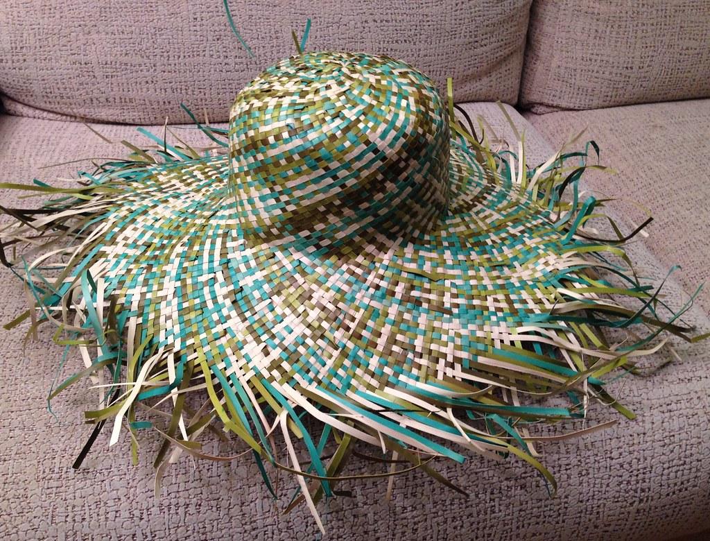 Sombrero (Sensaciones del Mundo) Tags  hat indonesia handmade artesanal  sombrero fairtrade comerciojusto jute b5d448890de