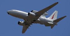 E-7A Wedgetail (CanvasWings) Tags: aircraft airplanes aeroplane airshow avalon wedgetail 2015 e7a australianinternationalairshow