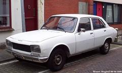Peugeot 504 L 1977 (XBXG) Tags: auto old france holland classic haarlem netherlands car vintage french automobile nederland voiture l frankrijk 1977 paysbas peugeot 504 ancienne peugeot504 française 72ya86