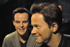 Waxing Lyrical (rich_shepard) Tags: madame ant dec wax blackpool tussauds