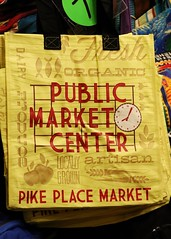 Public Market Pike Place Market (Laurence's Pictures) Tags: seattle chihuly tourism glass gardens see washington place dale market space things tourist needle pike monorail