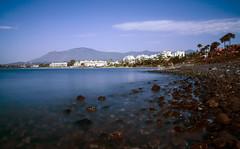 Estepona, Spain (DavidRHScott) Tags: estepona spain espana europe longexposure tikitano malaga benahavis sea mediteranean blue costadelsol leefilters nd110 bigstopper