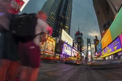 NYC Time Square, Buzzing WIth Life IV Jul-13-16 (Bader Alotaby) Tags: city nyc travel blue sunset summer sculpture usa chicago ny newyork art skyline architecture modern skyscraper square photography hotel bahrain illinois amazing nikon downtown dubai cityscape cta nightscape time loop leed flamingo uae central sigma center jfk tokina hour 8mm ord riyadh 18200 gcc rafal doh doha qatar burj hok dxb cma ksa ruh kempinski kkia 1116 megatall khalifah samyang supertall d7100 manamah kfnl kafd kapsarc